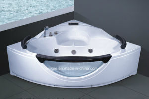 Ningjie Massage Bathtub and Whirlpool Jacuzzi (521B) pictures & photos
