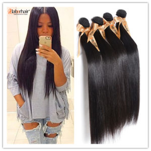 High Quality Hair Extension Wholesale 100% Human Virgin Malaysian Hair Weave Lbh 168 pictures & photos