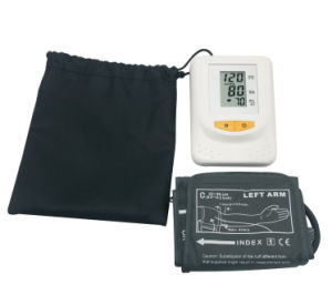 Automatic Blood Pressure Monitor, Arm Type pictures & photos