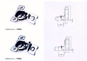 35mm Face Frame Hinge Furniture Hinges pictures & photos