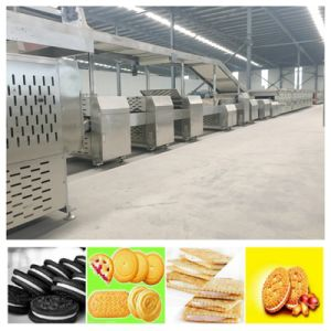 Medium Capacity Biscuit Making Machine/Biscuit Machine Made in China pictures & photos