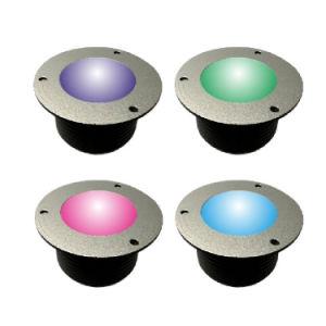 SMD5050 LED Floor Light Stainless Housing, LED Underground Lighting, Deck Light pictures & photos