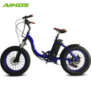 China Factory Super Mini Folding Ebike pictures & photos