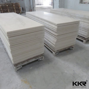 China Kkr Glacier White Acrylic Solid Surface Supplier pictures & photos