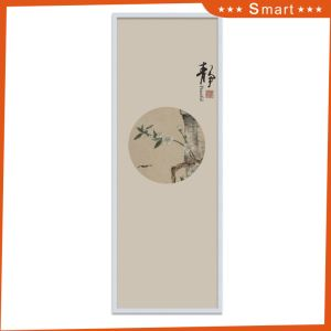 Chinese Style Framed Canvas Oil Painting Art with Group Painting Type pictures & photos