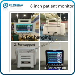 Light Weight Design 8 Inch Patient Monitor for EMS Vehicle Use pictures & photos