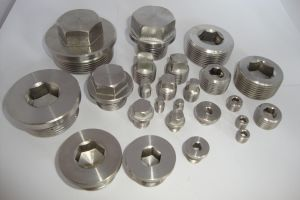 DIN906 Hex Socket Pipe Plugs Screw pictures & photos