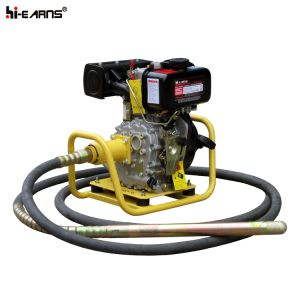 Concrete Vibrator with Diesel Engine (HRV38) pictures & photos