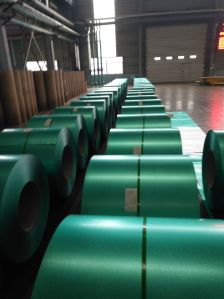 High Quality Flower Pattern Coated Steel Coil for House Building pictures & photos