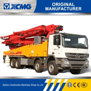 Hot Sale XCMG HB53k 53m Truck Mounted Concrete Hydraulic Pump pictures & photos