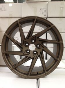 19X10 Flow Forming Forged Alloy Wheel Rim pictures & photos
