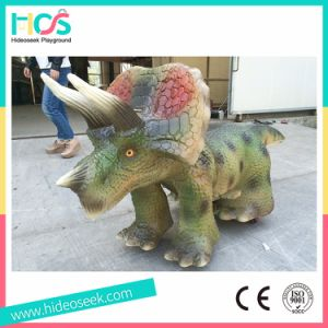 Theme Park Animated Moving Dinosaur pictures & photos