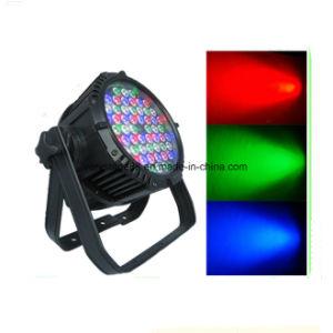 54 Pieces 3W RGBW LED PAR64 Waterproof Dancing DJ/Disco Light pictures & photos
