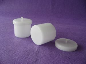 Customized Opaque Quartz Crucibles with Lid pictures & photos