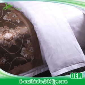 Manufacturer Good Price Cotton Pillow Cover for Lodge pictures & photos