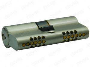 High Security Cylinder with Three Rows of Pins pictures & photos
