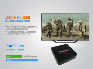 Mxq PRO Amlogic S905W 1g 8g Android7.1 TV Box pictures & photos