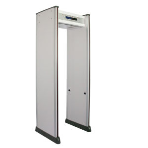 6-12-18 Zones Walk-Through Metal Detector Wholesale Walk Through Metal Gate pictures & photos