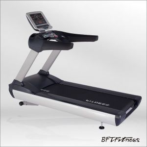 Heavy Duty Solid Electric Running Machine Commercial Motorized Treadmill with 7 HP AC Motor pictures & photos