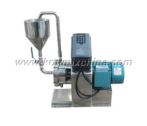 Lab Inline High-Shear Mixing Machine pictures & photos