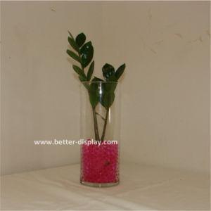 Custom Rectangle Acrylic Vase pictures & photos