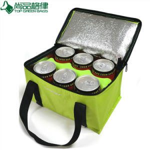Insulated 6 Cans Insulated Shoulder Cooler Bag (TP-CB367) pictures & photos