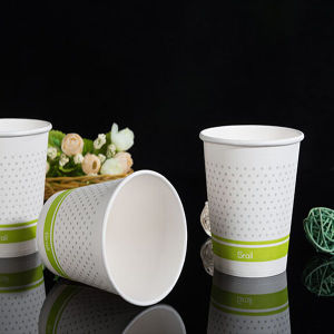 Eco-Friendly Disposable Beverage 8oz Paper Cup for Coffee pictures & photos