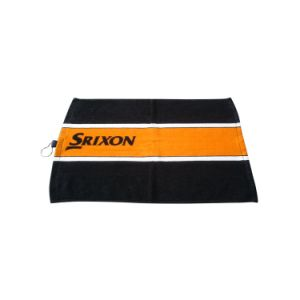 Colorful Printed Golf Towel with Hook pictures & photos