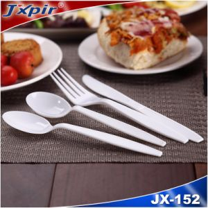 Disposable Restaurant Cutlery Set, Plastic Fork and Knife Tableware pictures & photos