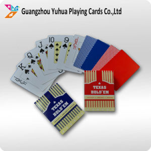 Adult Plastic Playing Card Poker for Entertainment pictures & photos
