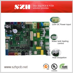 Shenzhen Turnkey Service of Automatic Bidet PCB Board Assembly pictures & photos