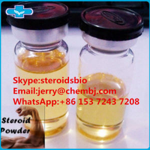 Semi-Made 150mg/Ml Oil Solution Trenbolone Enanthate for Bodybuilding pictures & photos
