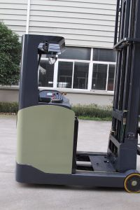 Sit-on Battery Narrow Reach Truck (1.6t-2.0t) pictures & photos