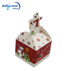 Wholesale Handmade Customized Paper Cake Box (AZ-121501) pictures & photos