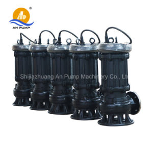 4 Inch Discharge and 80m3/H Submersible Sewage Pump pictures & photos