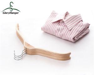 Bamboo Hanger for Shirt Display, Top Shirt Hanger pictures & photos