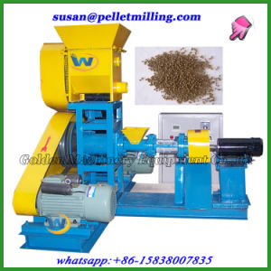 Floating Fish Food Aquatic Animals Feed Pellet Extruder Machine pictures & photos