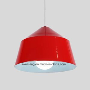 Indoor Home Lighting Hanging Pendant Lamp for Six Colors pictures & photos