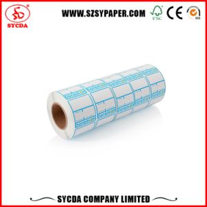Removabal Self Adhesive Label Paper in Roll pictures & photos