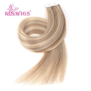 Wholesale Tape in Hair, Virgin Human Remy Hair Extension pictures & photos
