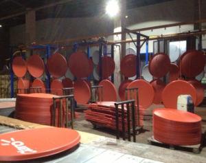Factory Ku Band Satellite Dish Antenna, Outdoor Antenna, TV Antenna pictures & photos