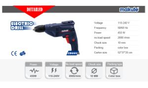 450W Professional Electric Hand Drill Machine Price Electric Drill (ED008) pictures & photos