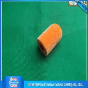 Orange Mini Flocked Sponge Power Foam Roller pictures & photos