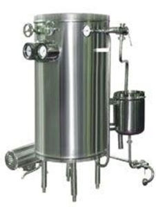 Automatic Uht Coil Pipe Sterilization for Milk Industry pictures & photos