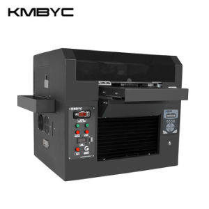 Kmbyc A3 Size 8 Colors Flatbed UV Printer pictures & photos