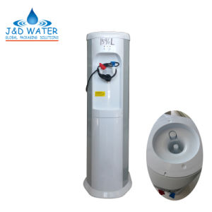 Floor Standing Stainless Steel Shell Hot and Cold Water Dispenser pictures & photos