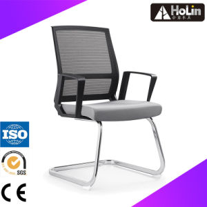 Mesh PU Leather Office Chair for Home Furniture pictures & photos
