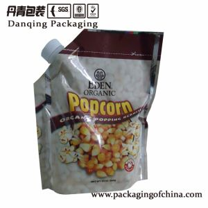 China Triangle Plastic Packaging Popcorn Bag (dq0109) pictures & photos