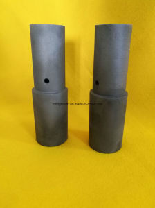 Recrystallized Silicon Carbide Sic Burner Ceramic Tube Nozzle for Furnace pictures & photos