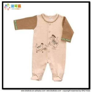 Long Sleeve Baby Apparel Custom Size Babies Jumpsuit pictures & photos